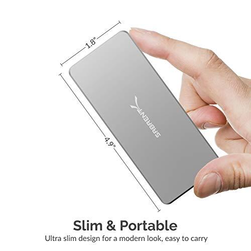Sabrent Rocket Pro 1TB NVMe USB 3.1 External Aluminum SSD (SB-1TB-NVME) by Sabrent (Image #4)