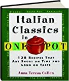 img - for Italian Classics in One Pot book / textbook / text book