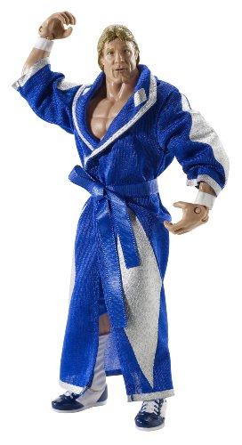 WWE Legends ''Mr. Wonderful'' Paul Orndorff Collector Figure Series #4 by Mattel