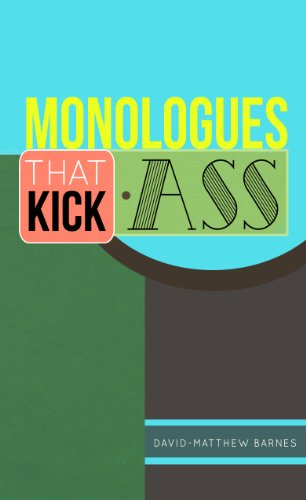 Books On Acting in Amazon Store - Monologues That Kick Ass