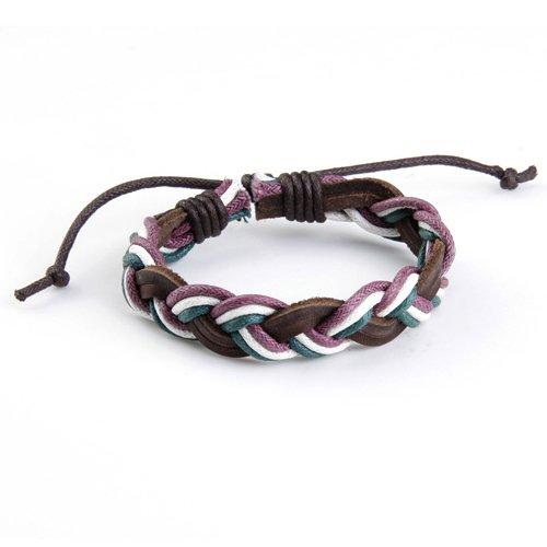 4 x Bracelet Réglable Style Différent Unisexe