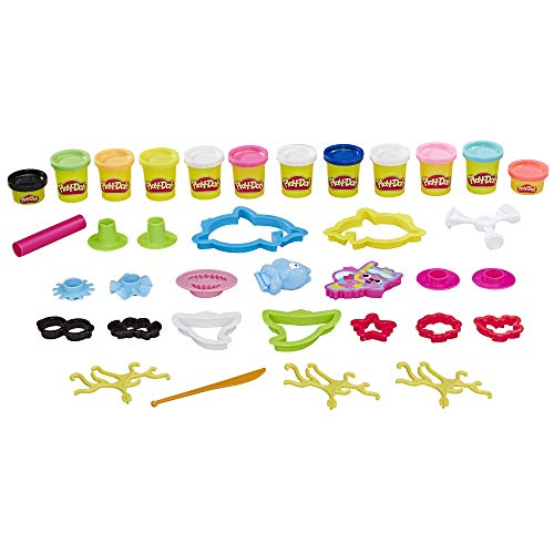 Play Doh Pinkfong Baby Shark Set