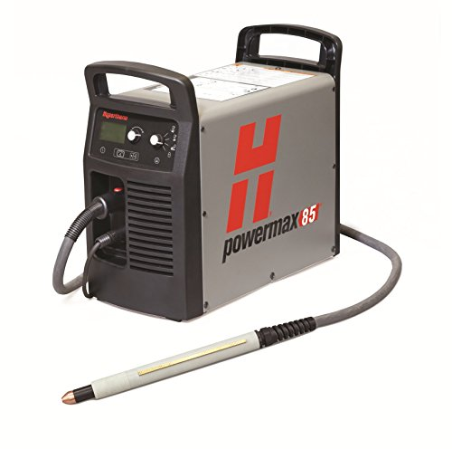 Hypertherm Powermax 85 G4 Plasma Cutter with Machine Torch & Remote On/Off Switch