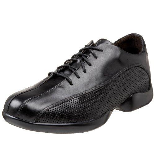 Aetrex Men's G680 Perf Design Oxford,Black,10 XW US (Aetrex Lace Oxfords)