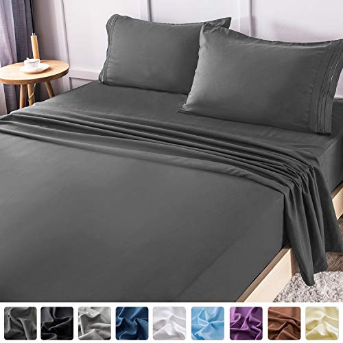 Halloween Night Out London - LIANLAM Queen Bed Sheets Set -