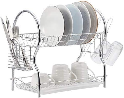 Dish Drying Rack Kitchen Organizer