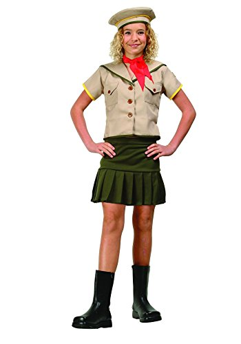 Sexy Girl Scout Costume Child