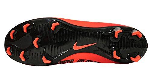 Nike 903600-616 32, Zapatillas de Fútbol Unisex Niños, Multicolor (University Red/Black-Bright CR), 32 EU