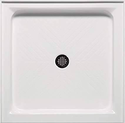 Attrayant 34u0026quot;x42u0026quot; Single Threshold Shower Base ...