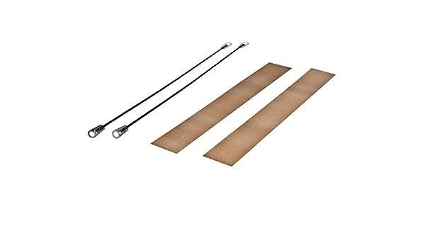 Hongzhan Kit de repuestos para selladora de Bolsas 20cm