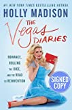 img - for The Vegas Diaries - Signed/Autographed Copy book / textbook / text book