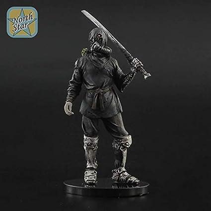 Amazon.com: 54 mm Painted Figure of Cyber Ninja with Acrylic ...