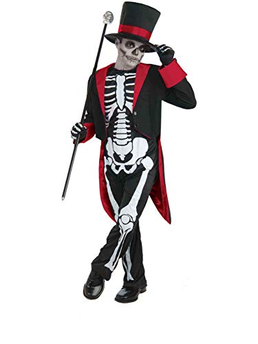 Forum Novelties Mister Bone Jangles Costume, Child -