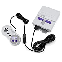 SNES Classic Controller Extension Cable 3M / 10ft Power Cord for Super Nintendo SNES Classic Edition Controller (2017) Wii Classic Controller and Mini NES Classic Edition (2016) by Penguin United