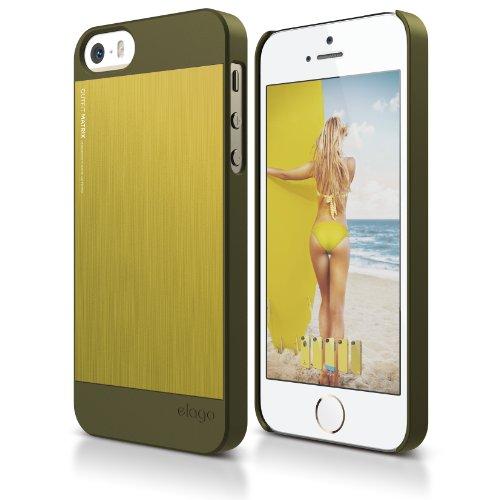 iPhone elago Outfit Aluminum Polycarbonate