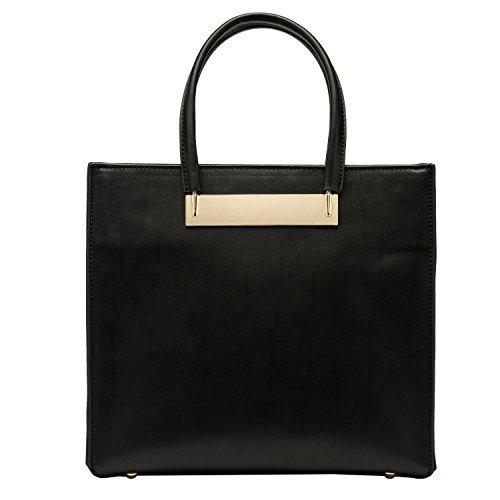 melie-bianco-halle-vegan-leather-medium-city-top-handle-everyday-tote-with-strap-black
