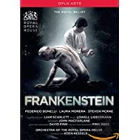 LIEBERMANN, L.: Frankenstein [Ballet] (Royal Ballet, 2016) (NTSC) [DVD]