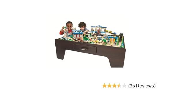Amazon.com: Imaginarium City Central Train Table: Toys & Games