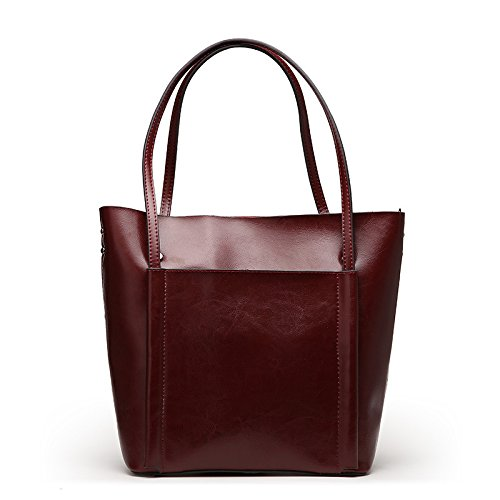 Simple Cajas Resorte GUANGMING77 Bolsa Claret Claret Bolso Lady Bolsa De wAa6wZx