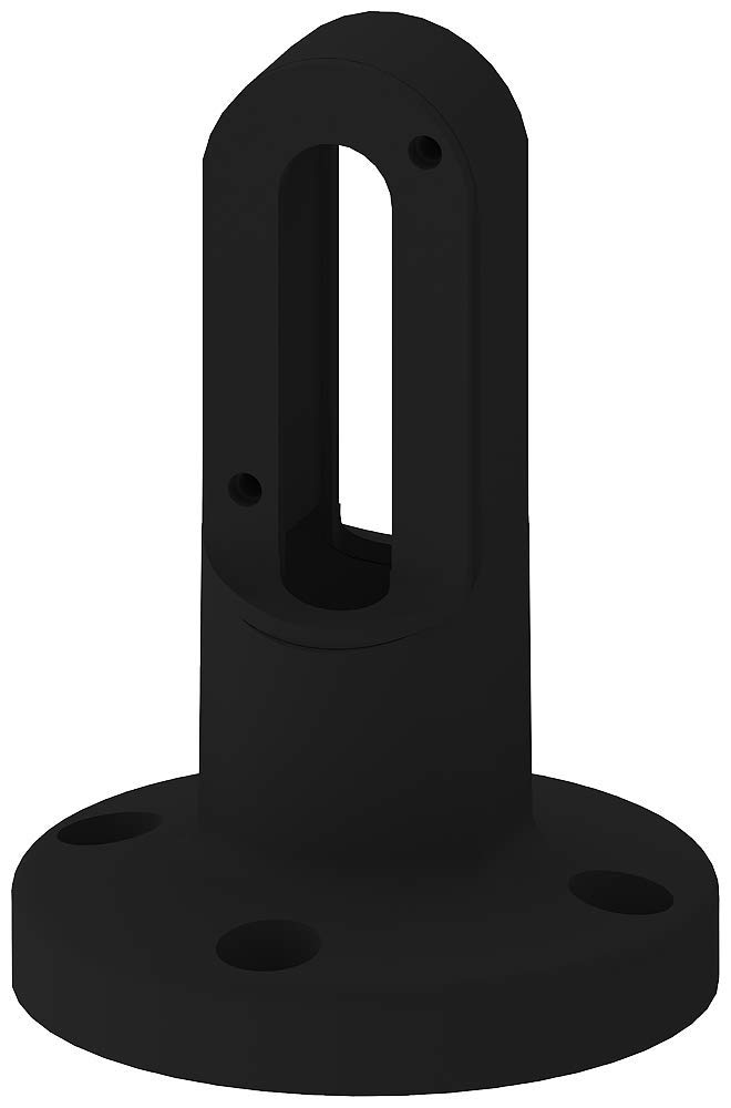 Double Sided Mounting Siemens 8WD43 08-0CB Sirius Signal Column Bracket For Wall Mounting