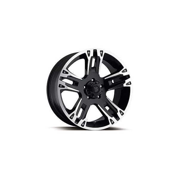 Ultra-Wheel-235B-Maverick-Matte-Black-Wheel-16x86x55mm-10-mm-offset