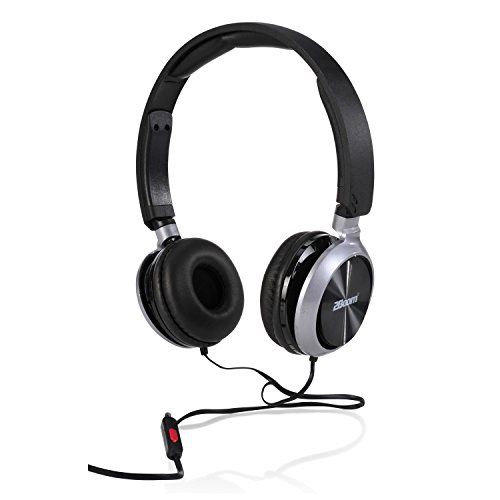 2BOOM Powerjam Hi-Def Stereo Headphone Black