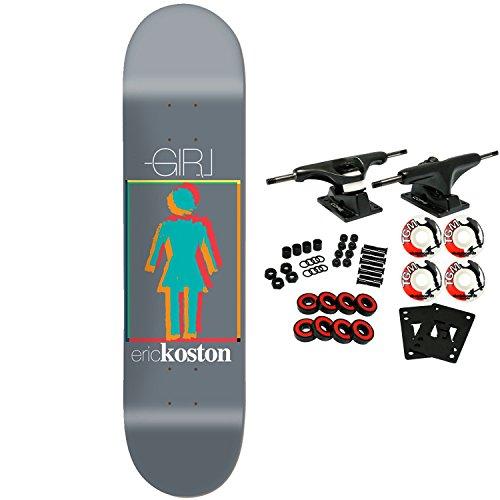 Girl Skateboard Complete Modern OG Koston (Og Logo Complete Skateboard)