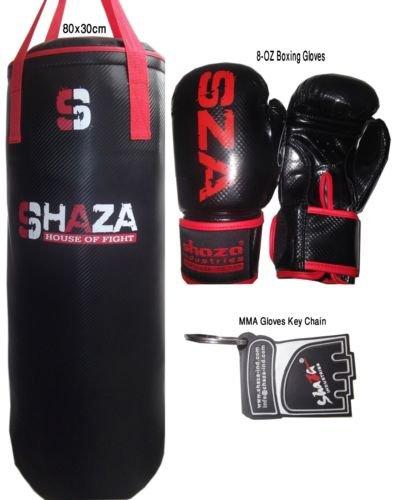 Shaza MMA Training y Fitness Guantes de Boxeo de Juego sin ...