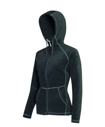 Mammut Fleece Jacke Hoody Innominata. Superschön. Damen. Polartec