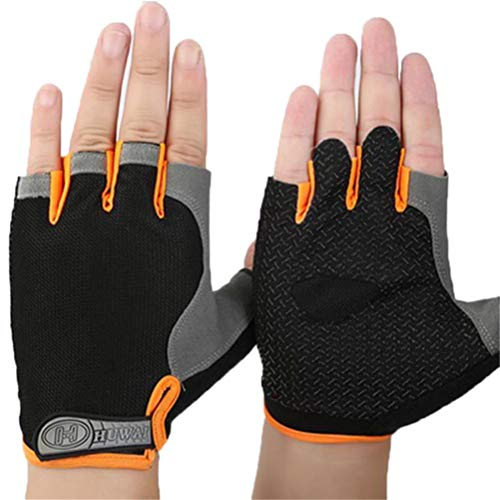 Bicycle Riding Outdoor Climbing Half Finger Gloves Cycling Gloves Summer Sports Fitness Shockproof Bike Glove