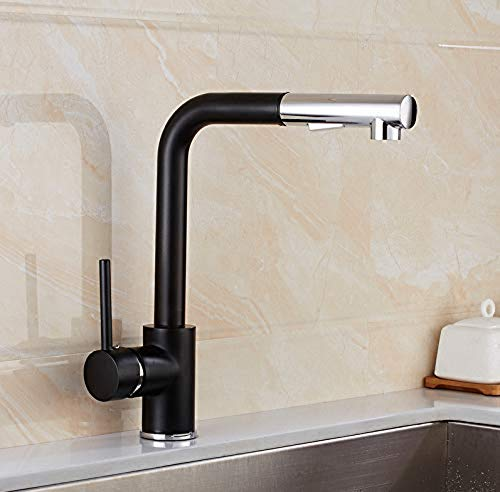 Sink Taps Hot And Cold Faucet Faucet Pull Out Sink Mixer Tap Kitchen Taps Spray Head Deck Mounted 360 Swivel Torneira De Cozinha
