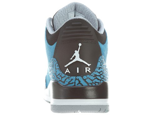 III Air Blue Jordan Retro Nike Powder 3 OH1wyIIcqz