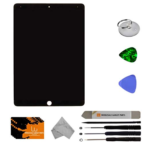 LCD & Digitizer Assembly for Apple iPad Pro 10.5'' (Black) with Tool Kit. by Wholesale Gadget Parts (Image #2)