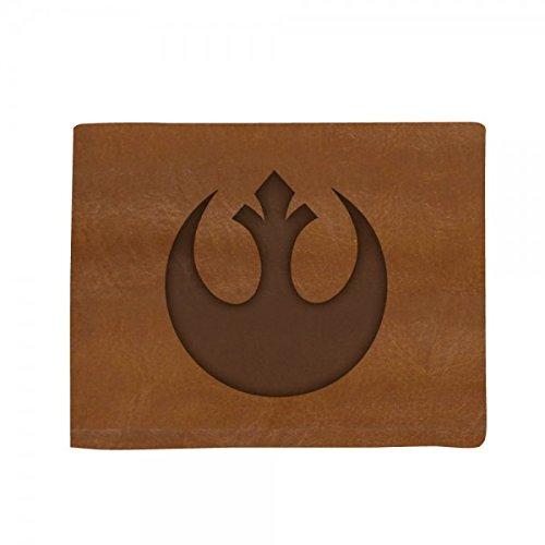 Star Wars Rebel Leather Bi-Fold Wallet