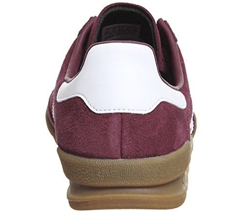 Adidas Jonge Jeans Fitness Schoenen Kastanjebruin Wit