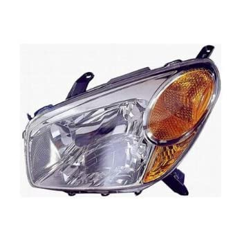 Toyota RAV4 Replacement Headlight Assembly - 1-Pair