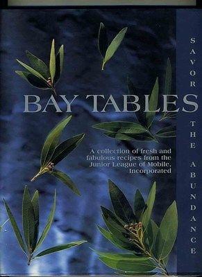 Abundance Postcard (Bay Tables Cookbook Junior League Mobile Alabama Savor the Abundance)
