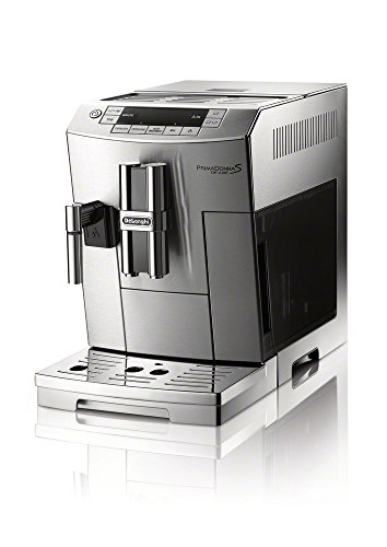 DeLonghi ECAM26455M Refurbished Prima Donna S DeLuxe Super Automatic Espresso Machine