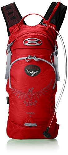 UPC 877257016319, Osprey Men's Viper 5 Hydration Pack, Flashpoint Red, One Size