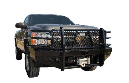 Chevy Winch Bumper - 6
