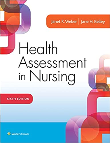Health assessment in nursing 9781496344380 medicine health health assessment in nursing 6th edition fandeluxe Images
