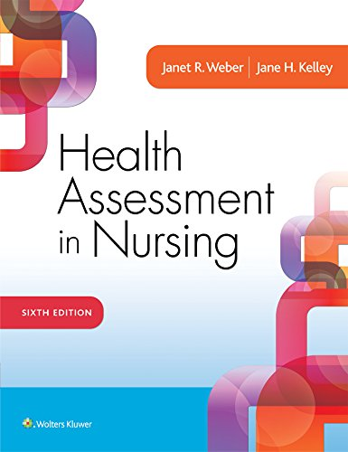 - Health Assessment in Nursing