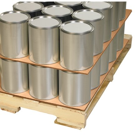 Kraft Bundle of 5 Aviditi SP3040DW Double Wall Corrugated Sheet 40 Length x 30 Width