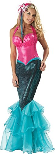 GTH W (Scary Mermaid Costumes)