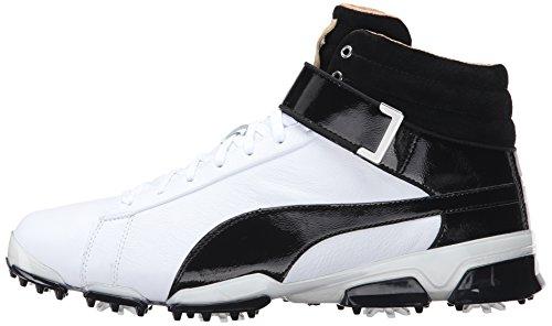 c1983b1ef1bd99 PUMA Men s Titantour Ignite Hi-Top SE Golf Shoe