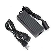 AC Home Wall Adapter to DC 12V 10A 120W Adapter Converter Car Cigarette Lighter Socket Volt Inverter Charger Power Supply Cord for Vacuum RV Cooler Seat Cushion Massager