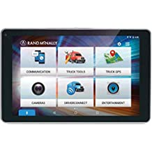 """Rand McNally OverDryve 8 Pro 8"""" Truck GPS Tablet with Dash Cam and Bluetooth (Certified Refurbished)"""