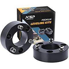 ECCPP Leveling Lift Kit Strut Spacers for Toyota Tundra Raise Your Vehicle 2 Front Compatible with T-oyota Tundra 4.7L 2007-2009