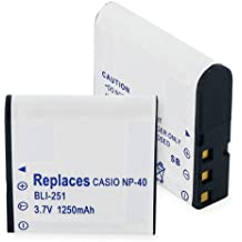 CASIO NP-40 LI-ION 1250mAh Battery