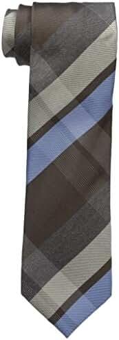 Kenneth Cole REACTION Men's Glacier Plaid Tie